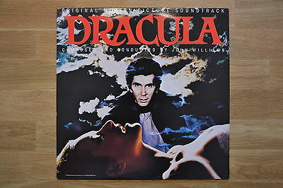 Dracula - John Williams - Soundtrack LP - MCA Records 1979