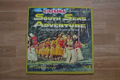 South Sea Adventures und Journey Into The Fear - Soundtrack LP - Citadel 1981