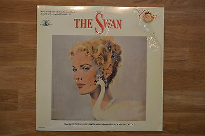 The Swan - Der Schwan - Grace Kelly - Soundtrack LP - MCA Records 1980