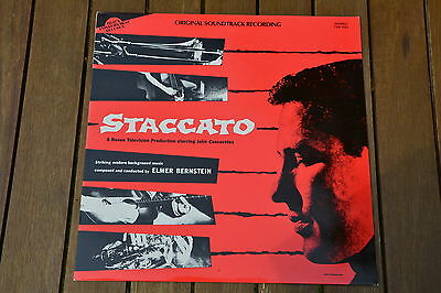 Staccato - Soundtrack LP - That´s Entertainment Records 1982