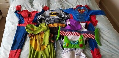 Fancy dress outfits Age 3-4 & 5-6