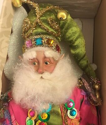 "Mark Roberts, Magic of Christmas, Deck the Halls Fairy, 21"" Large (127 of 500 )"