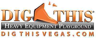 A Big Dig From Dig This Heavy Construction Equipment Playground In Las Vegas