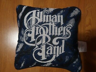 Allman Brothers Band 2014 Beacon Theatre NYC VIP Pillow