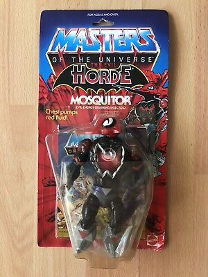 Motu Masters of the Universe Mosquitor 1986 Moc Ovp mib mint sealed