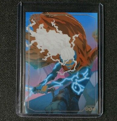 Furi - PlayStation - Limited Run Games Trading Card 004 - NEW