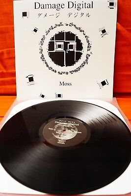 "Damage Digital - Moss (12"", Album)"