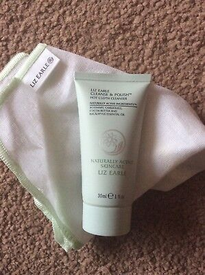 Liz Earle Cleanse and Polish Hot Cloth Cleanser, 30ml