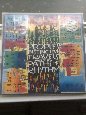 A TRIBE CALLED QUEST, People's..., Vinyl