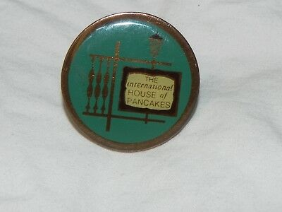 "Vtg. 1 1/4"" International House of Pancakes (IHOP) Cook's Slide Scarf Holder"