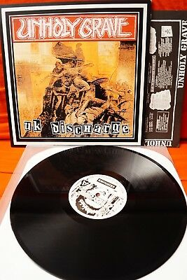 Unholy Grave - UK Discharge (LP)
