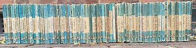 74x PELICAN PENGUIN VINTAGE JOB LOT COLLECTION OF BOOKS MID CENTURY MODERN