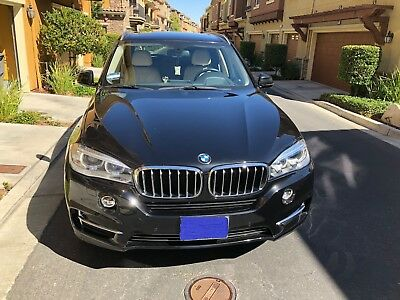 2016 BMW X5  2016 BMW X5 eye-catching enhancements X5 xDrive35i AWD Clean Title