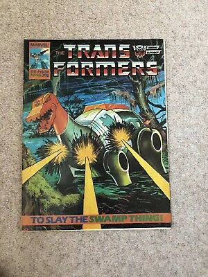Marvel UK's The Transformers issue 48