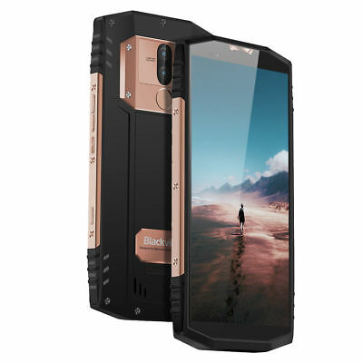 5.7''Blackview BV9000 Pro 4G Smartphone 6GB/128GB Cellulaire FACE ID NFC IT