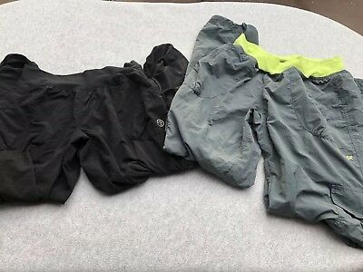 Zumba Pants And Sports Bra Size L Lot Of 3