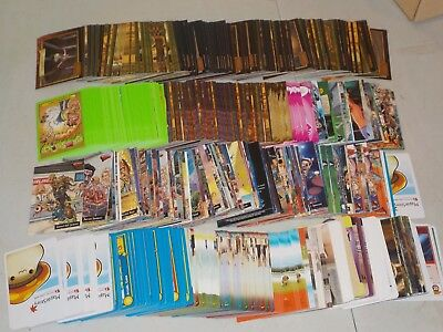 Huge Non Sports Lot of 714 Cards w/ Hollywood Zombies, Grossouts, Very Nice!