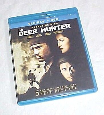 The Deer Hunter Blu-ray DVD 2 Disc set