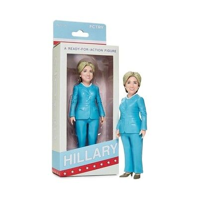 Hillary Clinton Action Figure Doll Super Hero BRAND NEW IN BOX