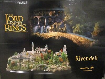 Sideshow Weta  Environment Rivendell Lord of the Rings