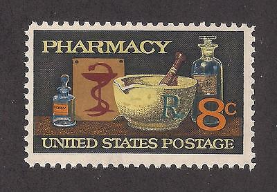 Pharmacy / Pharmacist - 1972 U.s. Postage Stamp - Mint Condition
