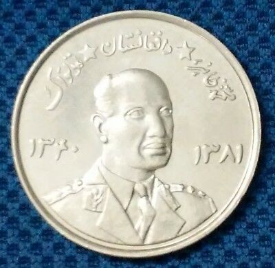 ***AFGHANISTAN Zaher Shah 5 Afghani 2002 Mint Condition Coin***
