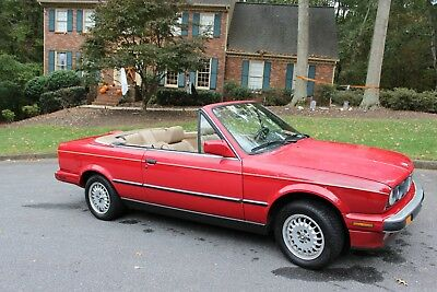 1988 BMW 3-Series  1988 BMW 325i Convertible-Will Sell Hard Top Separately-Local P/Up Only