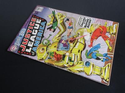 Brave and The Bold #29 DC 1960 - 2nd app The Justice League, robot cover, Flash!
