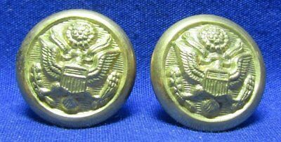 WWII Army Hat Buttons Set by Luxenberg