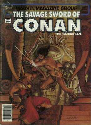 Savage Sword of Conan (1974 series) #88 in VF minus condition. Marvel comics