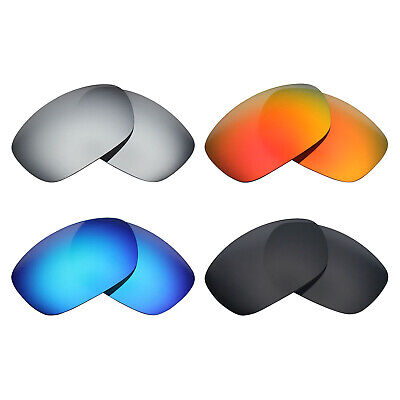 505cc1d0f7d Mryok Anti-Scratch Replacement Lens Sunglass for-Oakley Ten X - 4 colors