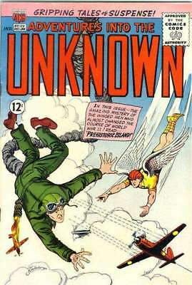 Adventures into the Unknown (1948 series) #129 in VG + cond. American comics