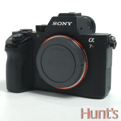 Sony Alpha A7R Ii Full Frame 42Mp Mirrorless Digital Camera Body Only Ilce-7Rm2