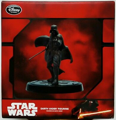 Disney Store Chase Visa Exclusive Star Wars DARTH VADER Figurine / Statue (New!)