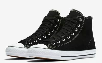 6ee677fe1687 Converse CHUCK TAYLOR ALL STAR PRO HI MEN S SUEDE SHOES SIZE 10  75 144587C