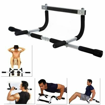 Exercise Fitness HOME DOOR PULL UP BAR Chin-Up Sit-Up Strength Body Workout Gym