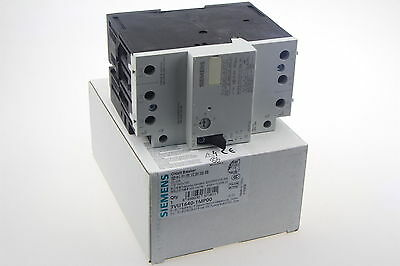 1PCS New Siemens Circuit Breaker 3VU1640-1MP00 22-32A