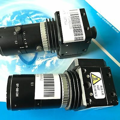 1 pcs Omron FZ-S5M2 industrial vision detection  CCD camera tested