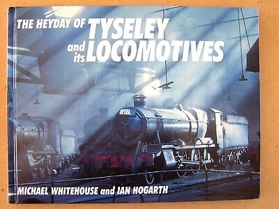 """THE HEYDAY OF TYSELEY and IT'S LOCOMOTIVES"" 84E. 2A."