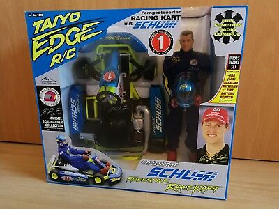 Michael Schumacher Collection Taiyo Edge R/C Freestyle Racekart