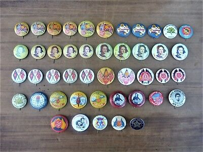 Vintage Badges Salvation Army