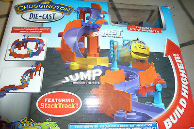 "Chuggington Set ""Burst"""