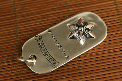 cool fine silver 925 fashion Star Pendant