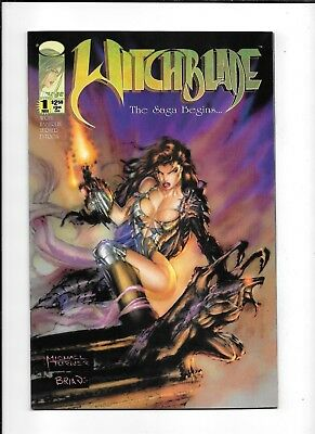 Witchblade #1 ==> Nm/nm+ 1St Print High Grade Beauty Image Comics 1995