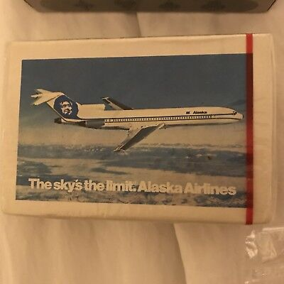 Alaska Airlines Playing Cards
