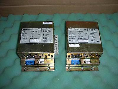 1PC Used ABB DSSB146 /DSSB-146/(48980001-AP/2) /48980001-AP