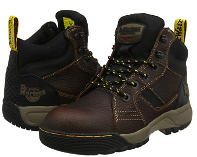 79f9ee178a Dr. Martens Unisex Adults Grapple ST Safety Work Boots Shoes Size UK 6.5 EU  40