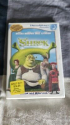DreamWorks Animation - Shrek DVD 2003 Full Frame Mike Myers * Cameron Diaz