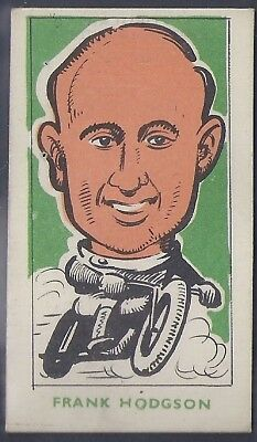 Kiddys Favourites-Popular Speedway Riders-#43- Middlesbrough - Frank Hodgson