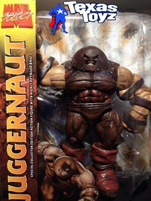 "Marvel Select X-men HUGE Juggernaut 7"" Action Figure Diamond Select Toys"